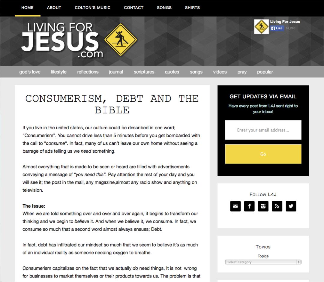 Web Design – L4J