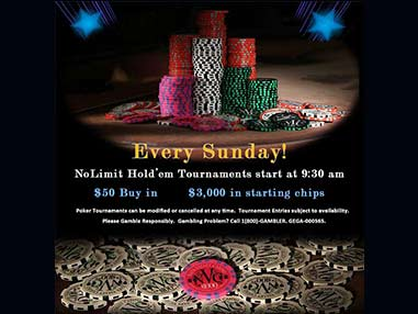 Graphic Design - Casino ads - image