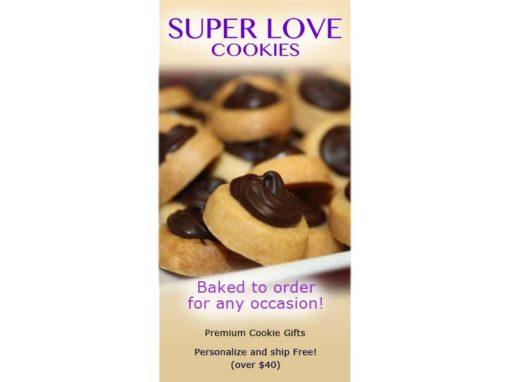 Super Love Cookies